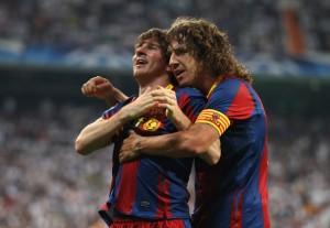 Lionel+Messi+Carles+Puyol+Real+Madrid+v+Barcelona+X9QFyxOyMptl