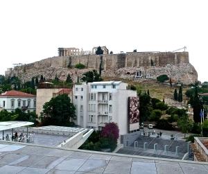 Acropolis View