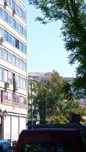 Street Parthenon