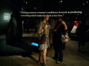 Woman's Confidence