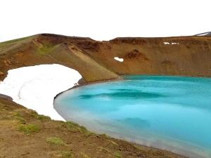 Krafla Crater 1
