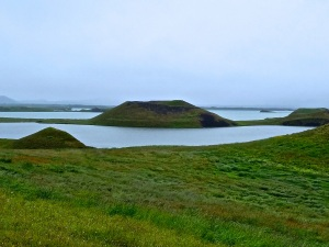 Myvatn pseudocraters