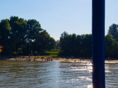 Danube Beach