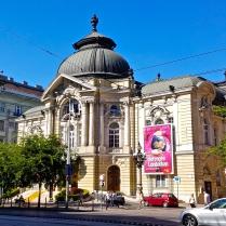 Comedy Theatre on Szent István
